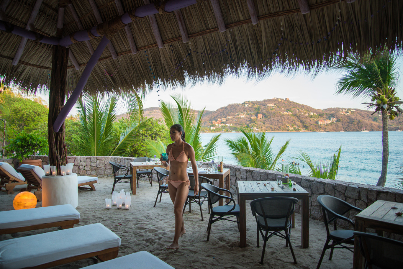 Palapas Beach Resort